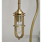 Nautical style fisherman's lamp