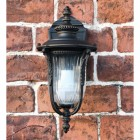 Front view of Bronze Christleton porch light
