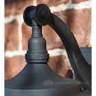 Close up of hanging bracket fixing to lantern