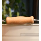 Wood carry handle