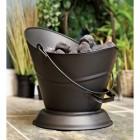 Low Scoop Traditional Coal Bucket in Situ