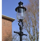 Belgravia lamp post set 2.9m