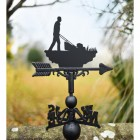Grass Cutter Weathervane