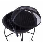 """""""Stampson"""" Garden Barbeque with Mesh Top"""