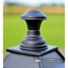 Finial on the Top of the Lanterns Lid