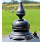 Close-up of the Finial on the Top of the Lantern