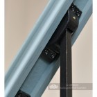 Black Iron Stair Spindle Brackets