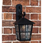 Traditional Top Hanging Wall Light Outside