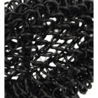 Black Wire Duck Sculpture