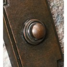 Detailed image of push button for door bell chime