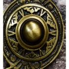 Detailed image of door bell buzzer button