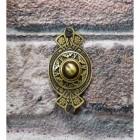 Beautiful Antique apartment door buzzer bell