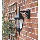 Bridlington Wall Lantern on a Brick Wall