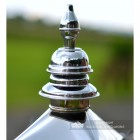 Finial on the Top of the Lantern