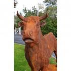bronze garden sculpture ornamental