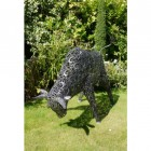 Torero Rodeo Bull Sculpture Deluxe