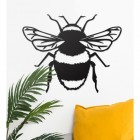 Bumble Bee Wall Art in Situ in the Sitting Room