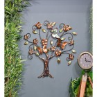 Butterfly Tree Wall Art in Situ in the Home