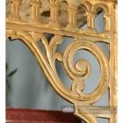 """Classic Railway """"Ribbleshead"""" Brass Shelf Brackets 26 x 21cm"""