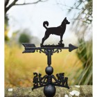 Canaan Dog Weathervane