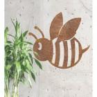 Rustic Finish on Cartoon Bee
