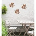 Collection of Rustic Cartoon Beel Wall Art