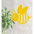 Yellow Cartoon Bee Wall Art