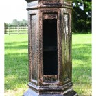 Cast Iron Lamp Post Column With Inspection Chamber