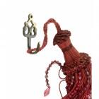 Antique Brass Curtain tie back hook