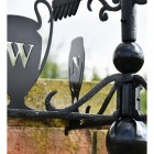 Deluxe Liverpool FC Weathervane Close-Up Details