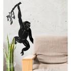 Hanging Chimpanzee Wall Art