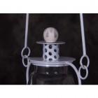 Garden Lantern - White