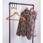 """""""Darnall Place""""  Iron Industrial Clothes Rail"""