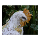 Cockerel Sculpture