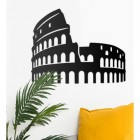 Rome Colosseum Wall Art in Situ in the Sitting Room