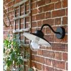 Contemporary Barn Yard Outdoor Wall Lantern