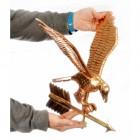 Weathervane - Polished Copper - Eagle