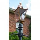 Copper Victorian Lantern - Large