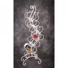 """""""Dickory Cottage"""" Vintage styled, free standing wine rack"""