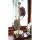 Cream Mug Tree in Situ in the Kitchen