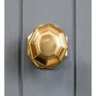 Luxury Victorian door knob for large doors