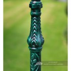 Decorative Cast Iron Lamp Post Column Made From Iron