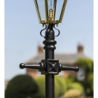 Harrogate Polished Brass Lamp Post Range 2.25m