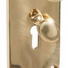Detailed image of Amdega Lever Lock handle