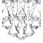 Mini Diamond Bathroom Chandelier