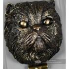 Persian Cat Door Knocker