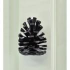Black Pine Cone Door Knocker