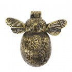 Antique Brass Bumblebee Door Knocker