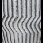 Close-up of the Patina Metal