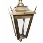 Antique Brass Dorchester Hanging Lantern